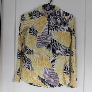 NWT: Long Sleeve Mock Neck Top. Size XS.